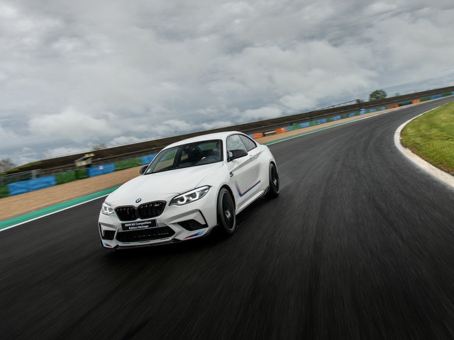 Video: BMW M2 Competition Lightning Lap by Car and Driver