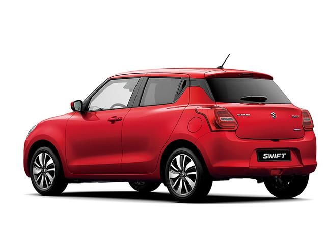 2017 Suzuki Swift on sale in June priced from £10,999