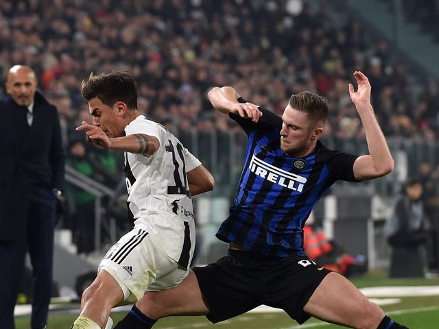 Late goal sinks Internazionale in 1-0 loss at Juventus