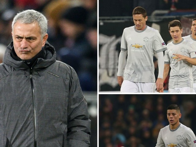 Manchester United news and transfer rumours LIVE Marcos Rojo and Jose Mourinho updates