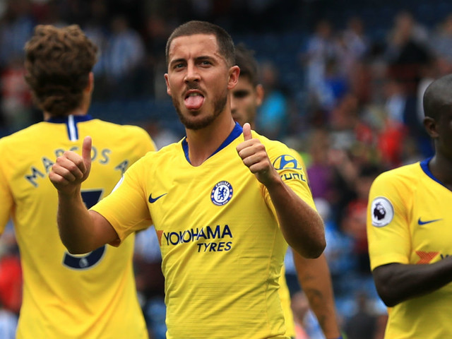 Today's back pages: Eden Hazard's out the door, Ban City and Brighton rocked