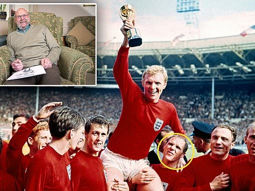 Ray Wilson interview: Read England's 1966 World Cup winner's final public piece
