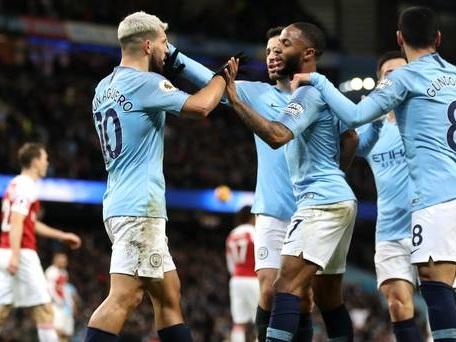 Guardiola urges Manchester City to rack up goals in Premier League title race