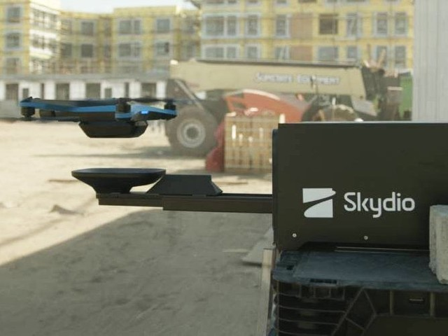 Skydio 2 drone dock provide the perfect takeoff and landing platform
