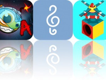Today's Apps Gone Free: Finn in 1989, Starborn Anarkist, Loud and More