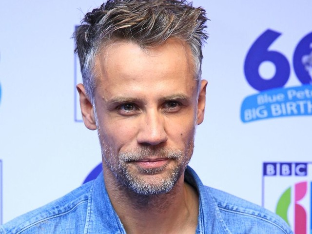Sacked Blue Peter presenter Richard Bacon returns to the show 20 years on - and explains how it changed his life