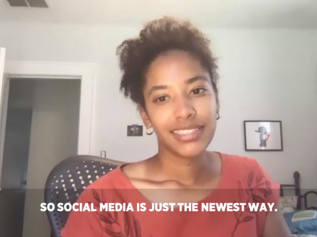 Social Media's Role In The Racial Justice Movement: 'The Conversation Is Moving So Much More Quickly'
