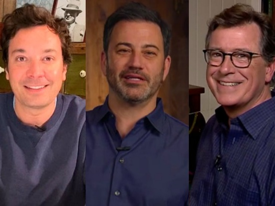 With Jimmy Kimmel on Vacation, How Will Late-Night Shows Rank This Summer in Ratings?
