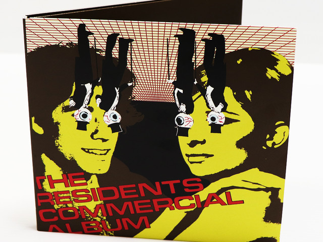 The Residents: The Commercial Album – album review