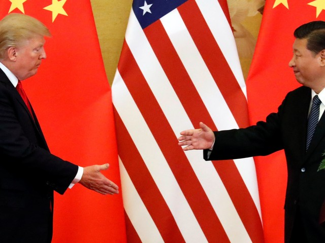 A venture capitalist and a congressman are sounding the alarm on the US losing its science and tech leadership to China