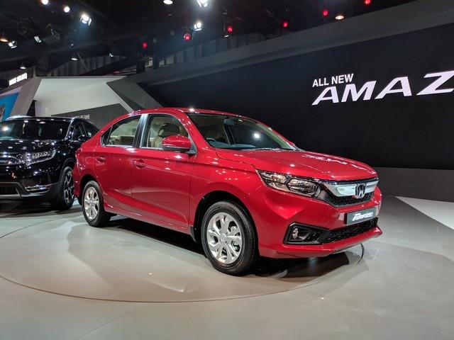 Honda studying SUVs based on second-gen Honda Amaze's platform – Report