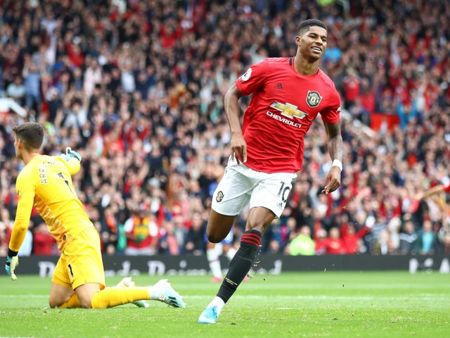 Why everybody's talking about Marcus Rashford and free school meals
