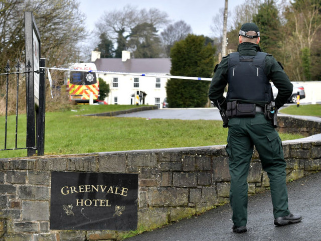 St Patrick's day deaths: what happened at Cookstown hotel