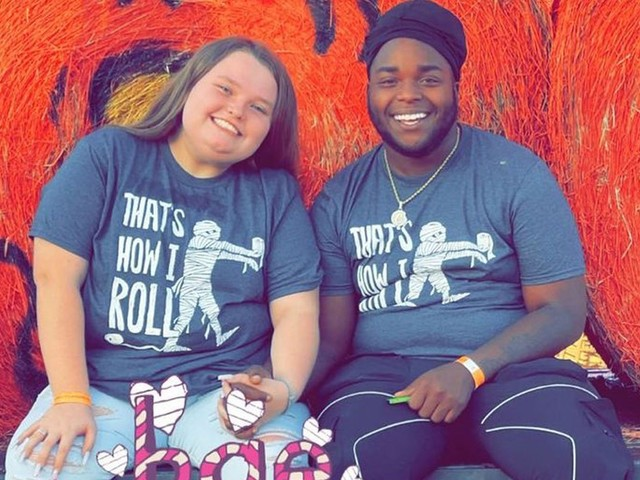 Mama June's daughter Honey Boo Boo, 16, confirms she's dating Dralin Carswell, 20, & shares new photo with boyfriend