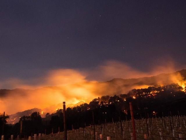 Firestorm: Photos of California's deadliest wildfires on record