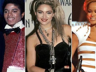 American Music Awards: 50 Throwback Photos