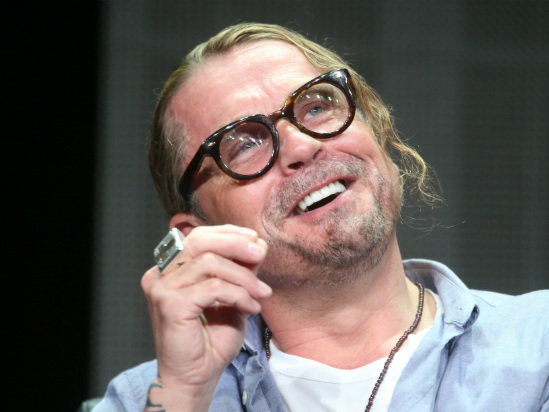 Kurt Sutter Lightly Ribs Disney After Being Fired From FX: 'Hakuna Matata, Motherf—–s'