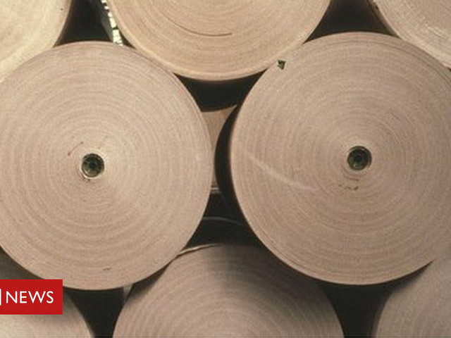 Uncertainty over hundreds of Stoneywood paper mill jobs in Aberdeen