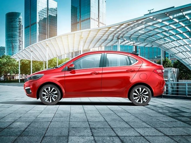 Tata Tigor Compact Sedan Pre-Bookings Open at INR 5,000
