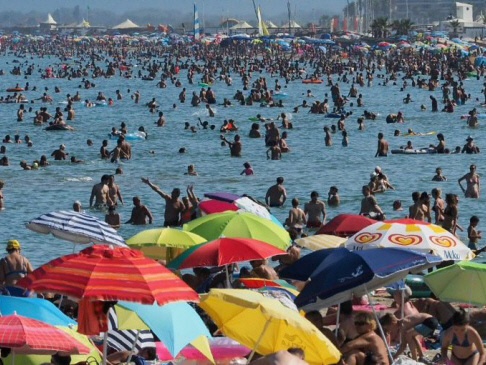Planet marks new highs for heat, pollutants, sea level in 2016