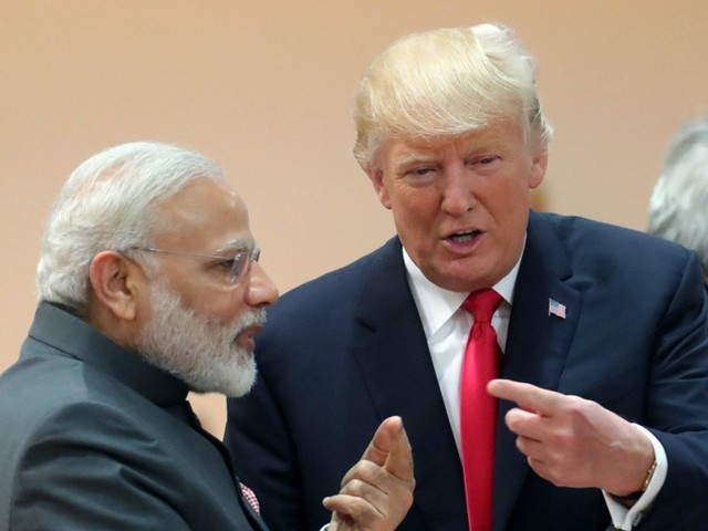Trump Reportedly Imitates Indian Prime Minister Narendra Modi with an Indian Accent