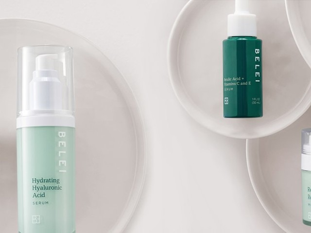 Amazon has launched its first-ever skin-care line, called Belei — all 12 products are $40 or less
