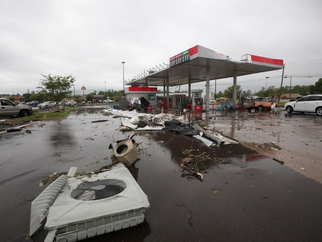 US weather: Tornado warning issued as deadly storms sweep southern America