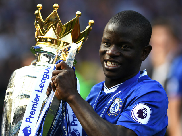 Premier League transfer news: N'Golo Kante, Philippe Coutinho, Marcus Rashford