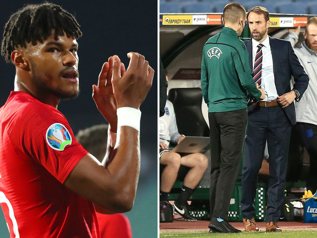 England debutant Tyrone Mings thinks Uefa protocols were 'effective' after vile racist abuse in Bulgaria