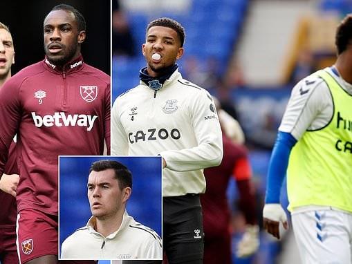 Everton vs West Ham - Premier League: Live score, team news and updates