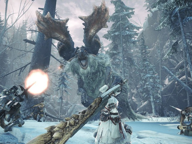 Monster Hunter: World got Iceborne, unionisation efforts intensified, and award season is on this week in PC gaming news