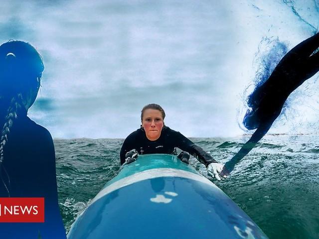 How surf lifesaving saved my life
