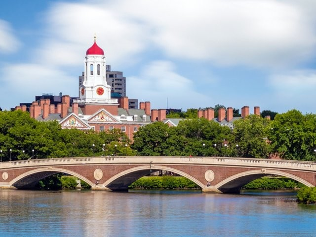 The oldest college in every US state