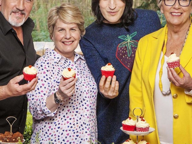 New Great British Bake Off contestants revealed – and THIS one is already being tipped as the winner