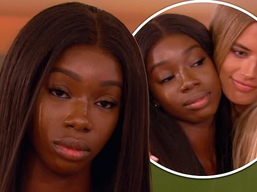 Love Island's Yewande SLAMS newly recoupled Danny and Arabella's romance as she's DUMPED from villa