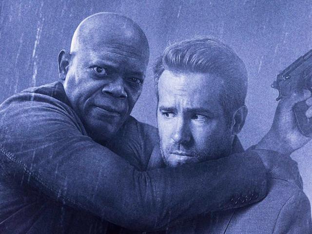 Ryan Reynolds' 'Hitman's Bodyguard' Poster Spoofs Whitney Houston's 'The Bodyguard'