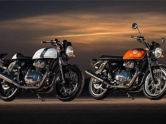 Royal Enfield 650 Twins sales cross 5,168 units in 5 months