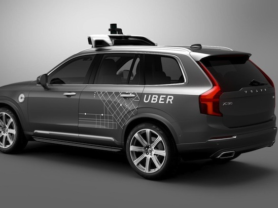 Volvo Scores Massive New Deal With Uber For its Robotaxi Program
