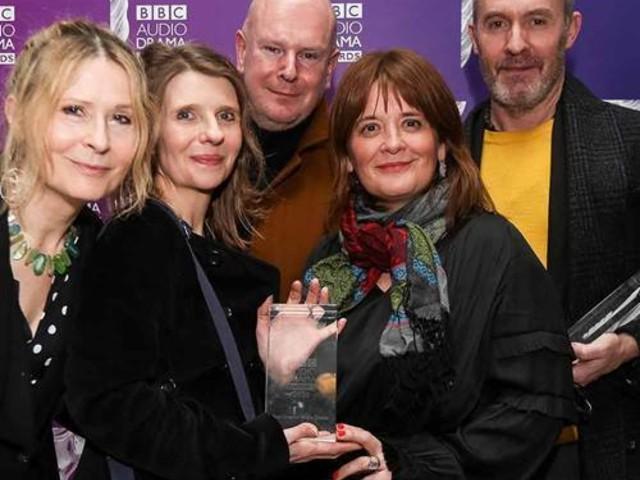 Professor Elizabeth Kuti wins top drama award for her play