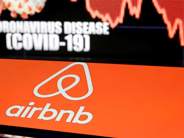 Airbnb has reportedly dropped its internal valuation to $26 billion as the coronavirus halts travel worldwide