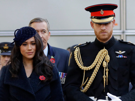 Meghan Markle & Prince Harry To Give Up Royal Titles & Repay U.K. For House Renovations