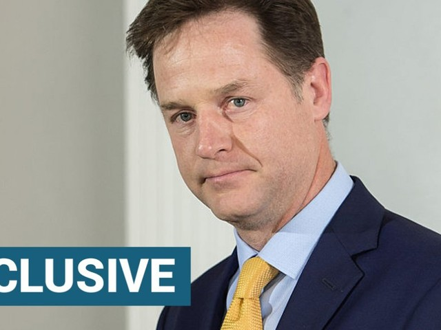 Nick Clegg says his critics are 'free to whinge' about his knighthood