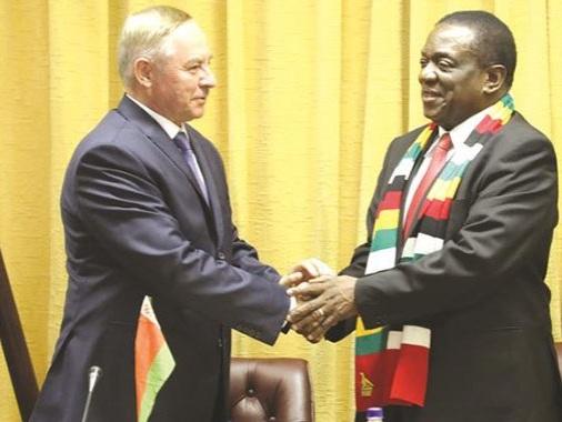 Zimbabwe: Govt, Belarus Sign U.S.$350 Million Deals