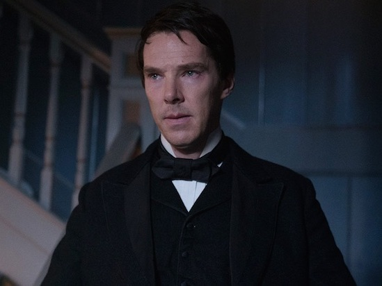 Benedict Cumberbatch and Nicholas Hoult Make Sparks Fly in New 'The Current War' Trailer (Video)