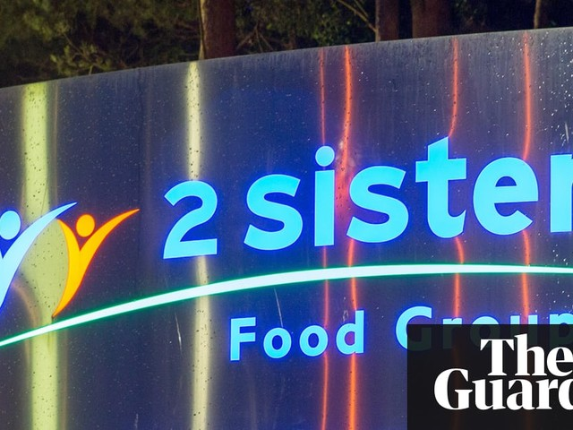 Hundreds of jobs to go as 2 Sisters plans Scotland factory shutdown