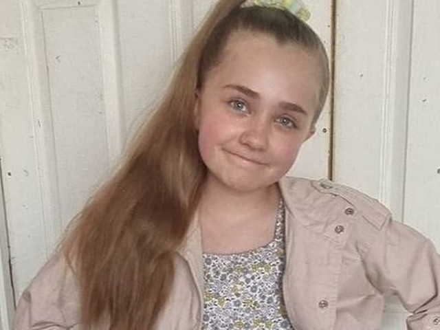 Girl, 10, with blurry vision given 24 hours to live as doctors find brain tumour