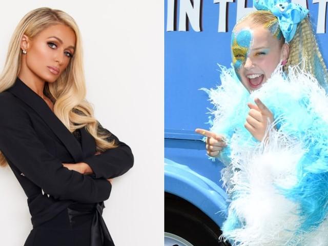 Peacock Orders Paris Hilton Wedding Docuseries, JoJo Siwa Pop Star Competition