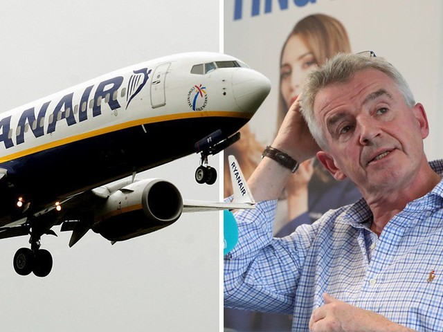Full list of Ryanair cancelled flights – check if your flight is one of the cancellations