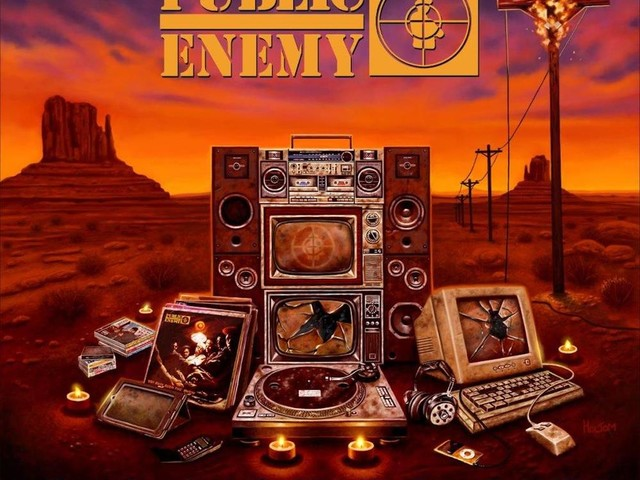 Public Enemy: What You Gonna Do When The Grid Goes Down – album review