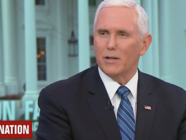 Mike Pence Just Tried To Sell Trump's Border Wall By Quoting MLK